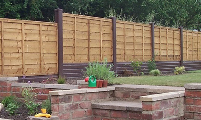 Garden Fencing Panels & Posts Leigh, Lancashire, Greater Manchester